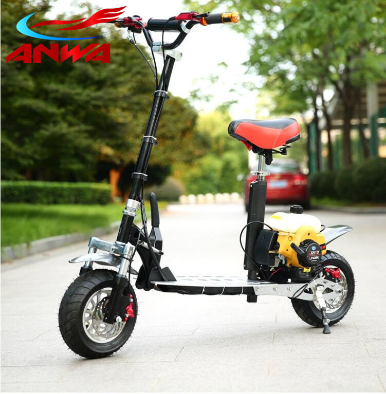 2 wheel cheap good quality 150cc gas scooter on sale