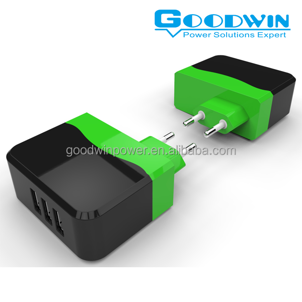 mobile power supply usb wall charger for Galaxy Tab