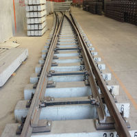 made in China railway parts low-cost Turnouts for railway