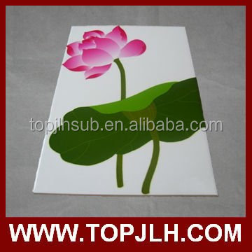 Hot Sale Sublimation Pure White Floor and Wall Tiles
