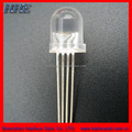 RGB 10mm Round LED white diffused epoxy Integrated Circuits Original and New Electronic Component