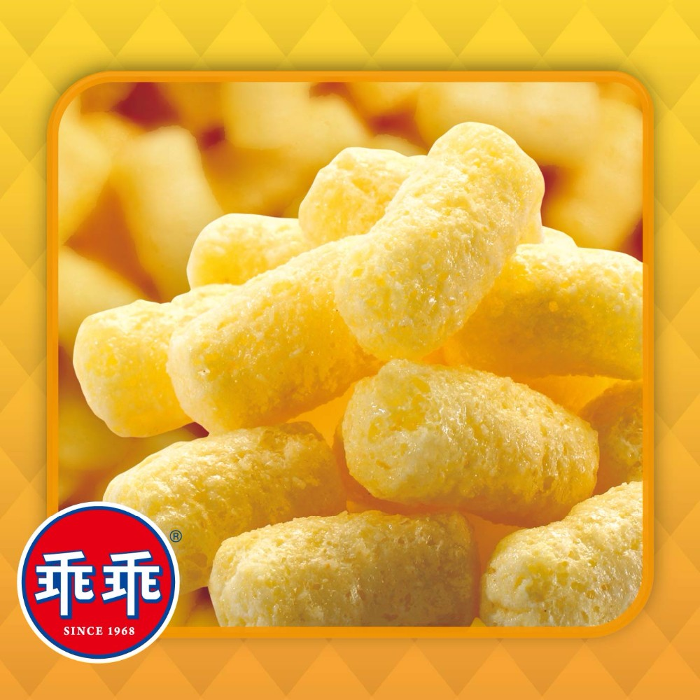 Made from French Non-GMO Corn with Sweet and Salty Flavor Snack