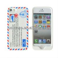 New design for iphone 5 cheap silicone case cute design
