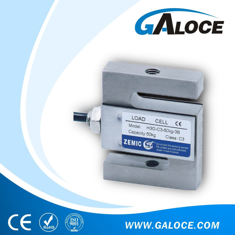 H3G OIML Force Crane scale load cell 100kg
