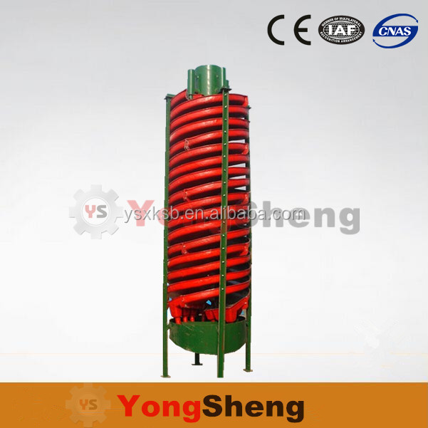 Gold Mining Separator Equipment for Sale Spiral Separator