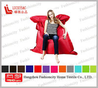 Hot Sale Furniture Giant Indoor And Outdoor Sit-On-It Bean Bag Sit Stylishly And Comfortably