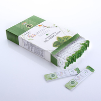 Herbal Blending Instant Tea Mint Blending Green Tea for Cleansing Mouth