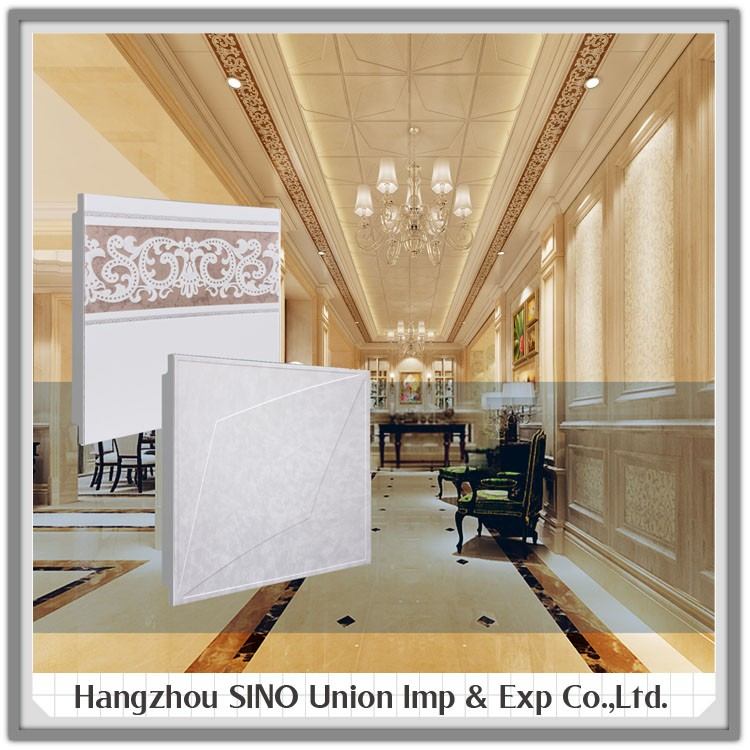 300*300 600*600 square plate Aliminum material false ceiling designs for hall