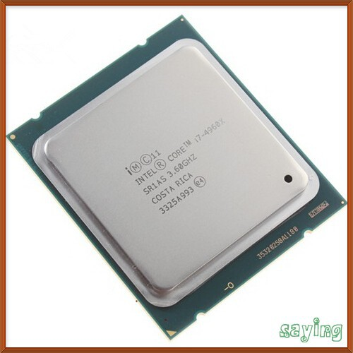 A64 six core 3.6GHz Intel core i7 4960x cpu for desktop computer