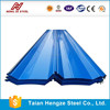 First grade Promotion goods/copper colored metal roof corrugated steel sheet