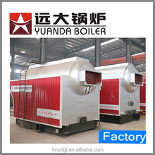 wood fired hot water boiler, Saving 50% cost compare with coal, gas oil boiler