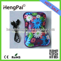 Cixi high quality Rechargeable Electric hot water bottle /electric Hand warmer bag/bottle with ce for travel set CE