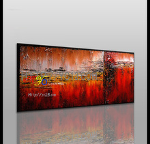 copy painting of famous artist Artwork abstract oil painting on canvas