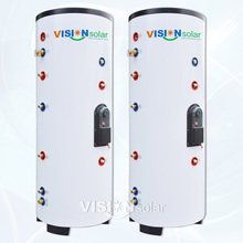 Stainless Steel Insulated Solar Water Storage Tank Pressured