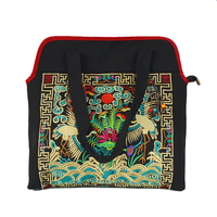 Chinese embroidery handbag manufacturers