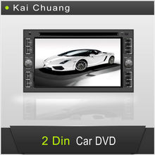 6.2inch 2din Car DVD with GPS Bluetooth/TV/Ipod