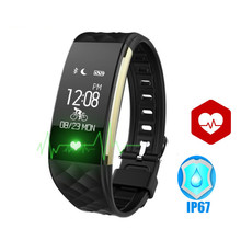2017 CE certificated IP67 Waterproof sport smart watch S2 with heart rate monitoring calls reminder