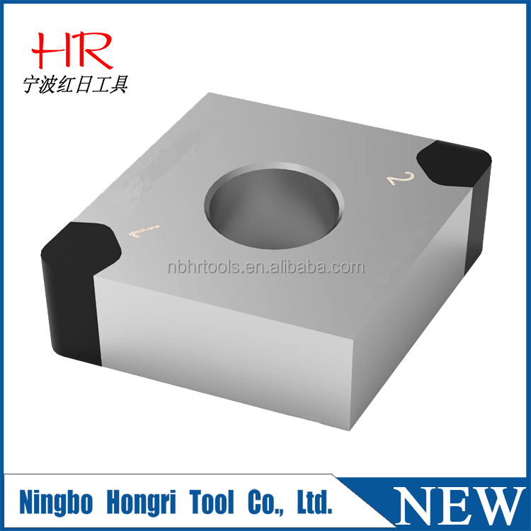 Newest Design Diamond Insert Pcd/Pcbn Internal External Turning Inserts with matched holder