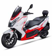 EEC Approved E-motorcycle Expert Electric Scooter Motorcycle 6000W
