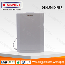 2.5L water tank portable home use dehumidifier with ionizer
