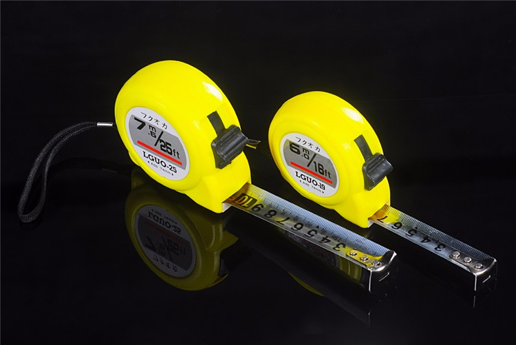 hot sale 6m 7m steel measuring tape