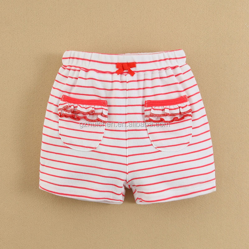 2014 baby clothes 100 cotton kids girl cute shorts