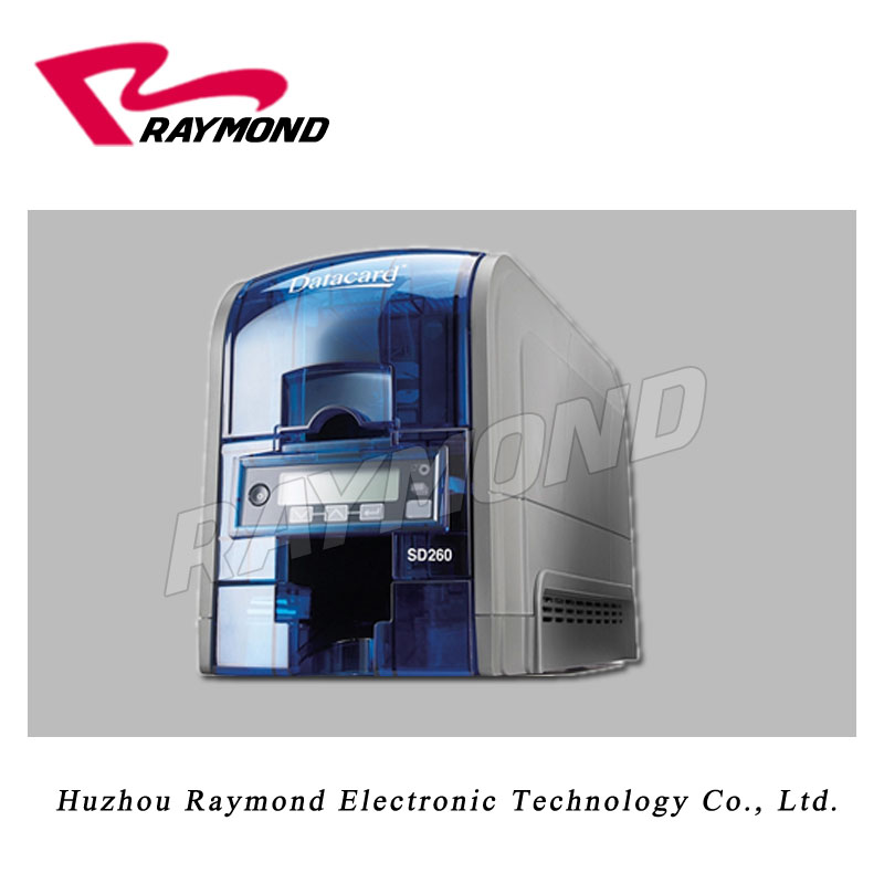 High Quality Datacard SD260 Single-Sided PVC ID Card Printer machine