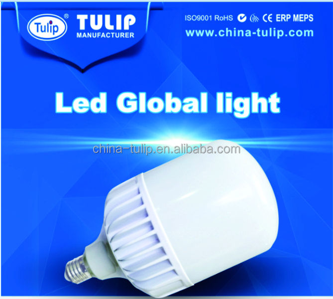 Aluminum shell 20w 30w 40w 50w 60w 80w 100w high power led the lamp for warehouse lighting