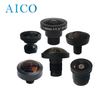 fujian super fisheye camera lenses manufacturer 360 degree ir corrected m12 fish eye lens