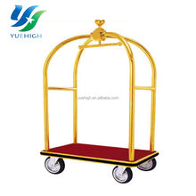 New Style Used Hotel Luggage Carts And Hand Trolley