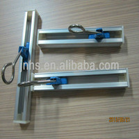 hospital Sliding Curtain Rail /Track flexible bendable curtain rail curtain track