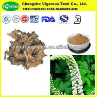 Pure 5% Triterpene glycosides black cohosh p.e.powder