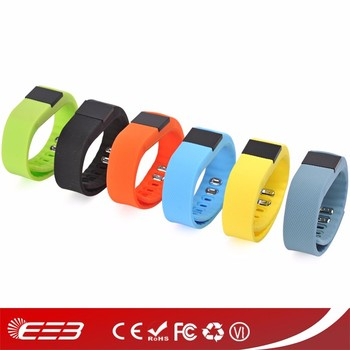 The best selling 2016 smart fitness watch calorie pulse sleeping monitor time display has factory price