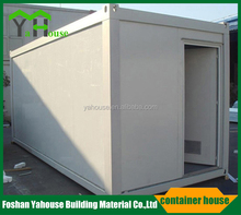 Flat pack modular container house ,recycled steel prefab container house apartments