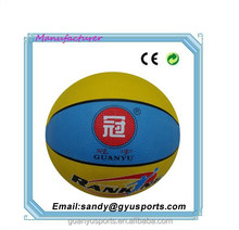 China factory wholesale basketball in bulk SGY-2013