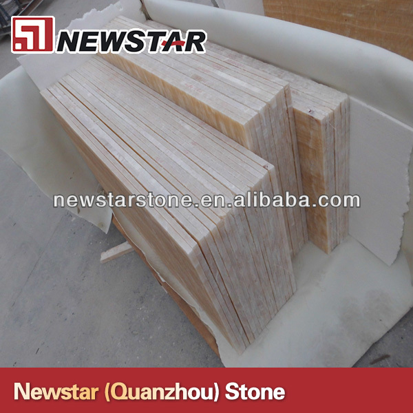 Newstar honey onyx tub surround