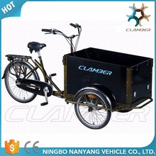 Three wheels nexus 3 speeds cargo tricycle/ice cream bike for sale/trike /reverse trike for sale