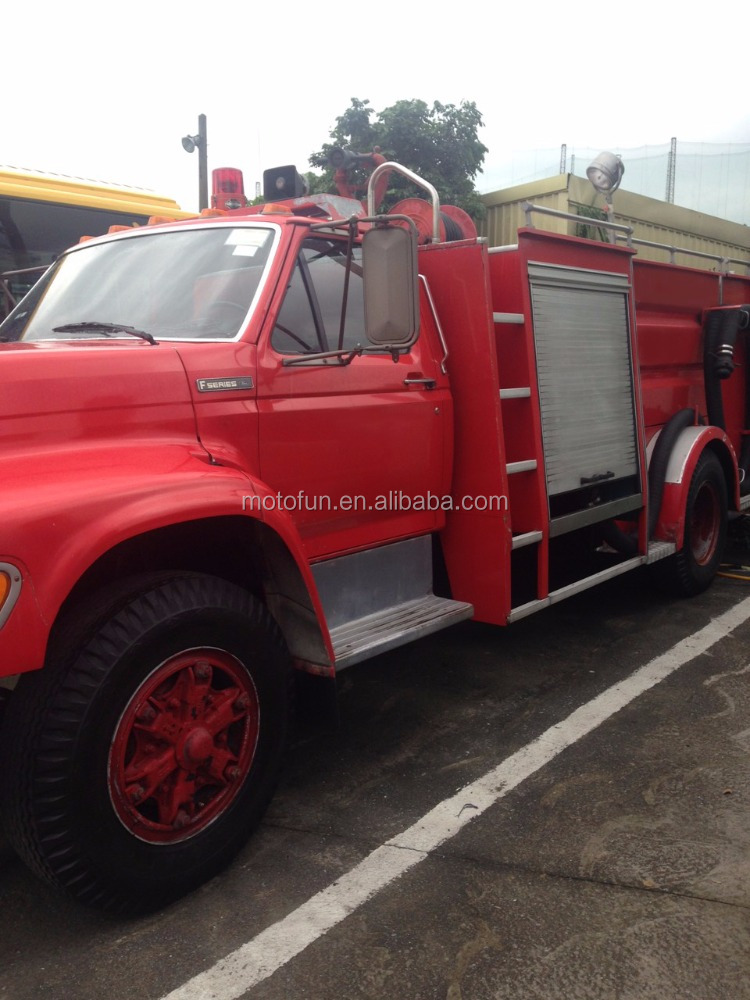 Taiwan USED Fire Truck , Fire Fighting Truck, Fire Truck for sale