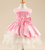 walson NEW Flower Girl Princess Dress Kids Party Pageant Wedding Bridesmaid Tutu Dress