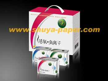 Gift Box Packing Odor Control Anion Sanitary Pads