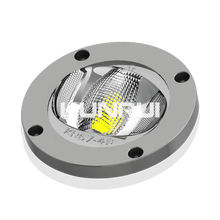 70-140 degree convex concave led cob glass lens for LED Street light(KR67-4B)