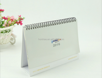 Creative design desk calendar for office and home use