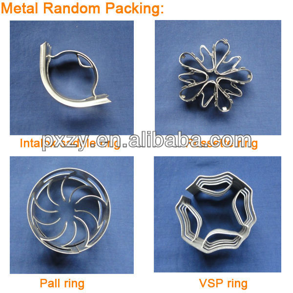metal rasching ring,random tower packing
