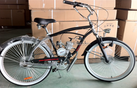 gas motor beach cruiser bike for sale