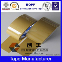 Acrylic Adhesive Opp Packing Tape brown adhesive tape