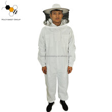 Factory price cotton bee keeping suit beekeeping protection suit