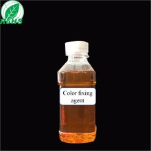 Eco-friendly product textile auxiliary fixing agent