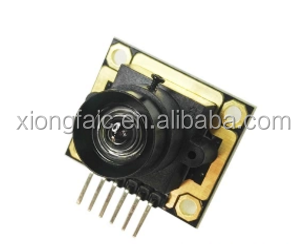 120 degrees wide Angle lens Linear CCD line array module TSL1401 camera module Adjustable op amp