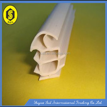China rubber strip for aluminum roller track|Rib strips manufacturer