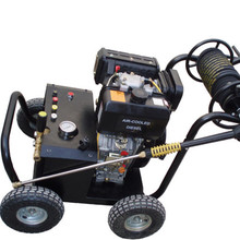 Redsun diesel hot water / cold water high pressure washer RS-CR900